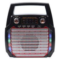 اسپیکر رادیویی بلوتوثی رم و فلش خور Kemai MD-509BT