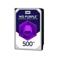 هارد دیسک اینترنال 500 گیگ بنفش وسترن دیجیتال مدل WD05PURX