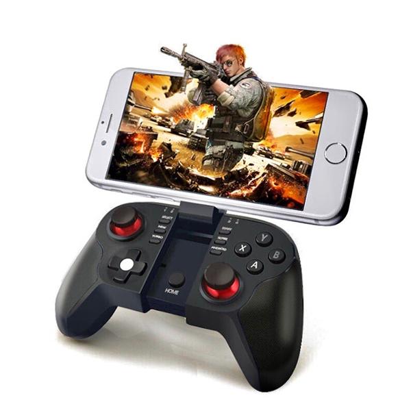 دسته بازی بی سیم موبایل تریوس مدل T-9