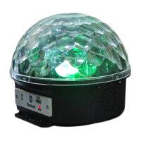 اسپیکر و رقص نور مدل LED KTV BALL LAMP