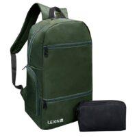 کوله پشتی لکسین مدل LX500-DBL