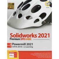 نرم افزار Solidworkds Premium 2021 64bit ناشر گردو