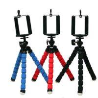 سه پایه نگهدارنده دوربین و گوشی Spider