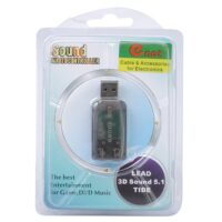 کارت صدا USB مدل ENET 5.1