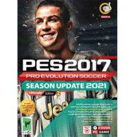 بازی PES 2017 Update season 2021 Ultimate Edition 2 PC 2DVD9 گردو