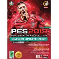 بازی PES 2019 Season Update 2021 Ultimate Edition PC-2DVD9 گردو