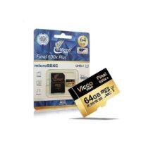 کارت حافظه microSDXS ویکومن کلاس 10 ظرفیت 64GB
