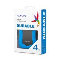هارد دیسک اکسترنال ای دیتا مدل HD330 ظرفیت 4 ترابایت ضد ضربه