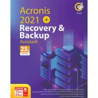 Recovery & Backup Assistant 23th edition + Acronis 2021 گردو