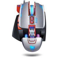 موس مخصوص بازی T-WOLF مدل Macro V9