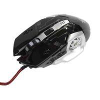موس اپتیکال مخصوص بازی مدل X35 دارای نورپردازی اتوماتیک