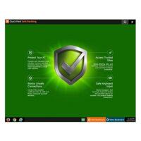 آنتی ویروس کوییک هیل اینترنت سکیوریتی یکساله