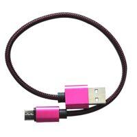کابل پاوربانکی تایپ سی به USB طول 28 سانتیمتر